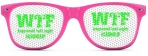 PINK | GREEN WTF HAPPENED LAST NIGHT SUNGLASSES CASHCLIP HITSTARS SPRING BREAK 2014 PANAMA CITY BEACH FL