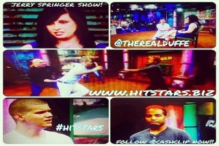 CASHCLIP DUFFE ON JERRY SPRINGER
