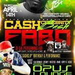 APR 14TH RAVE DAY PREPARES FOR ITS BIGGEST TURN OUT WITH HEADLINING PERFORMANCE FROM FABO FROM D4L & CASH CLIP